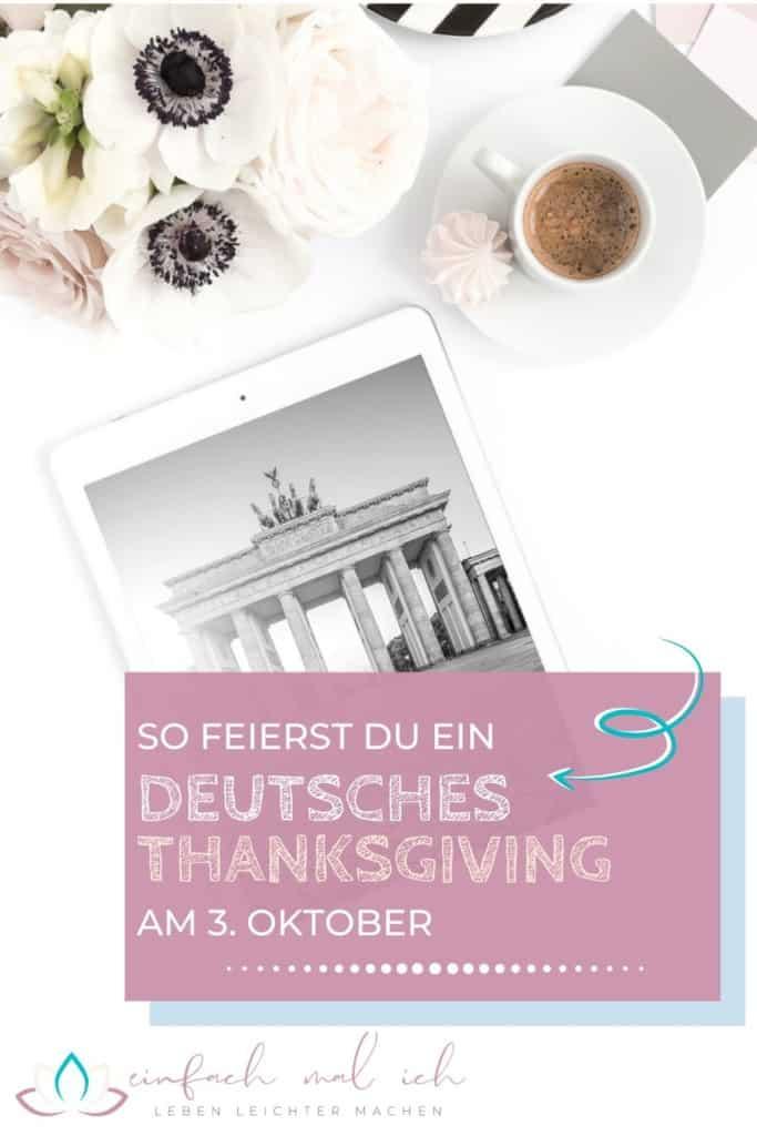3. Oktober - Ein deutsches Thanksgiving - Beitragsbild 7