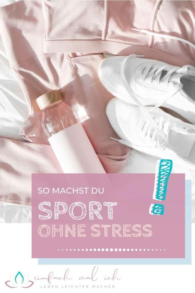 Sport ohne Stress - Beitragsbild 6