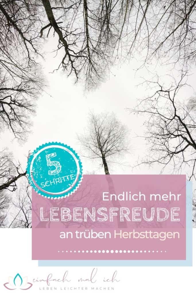 Lebensfreude an trüben Herbsttagen - 5 Schritte - Beitragsbild 6